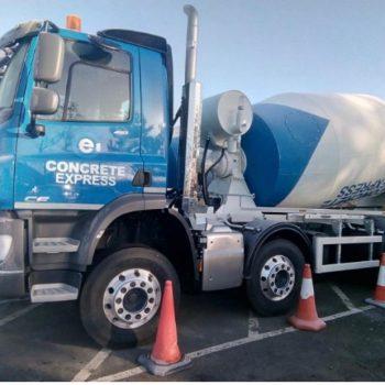 Concrete Trucks - Concrete Express