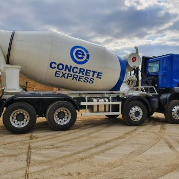 Concrete Pump - Concrete Express
